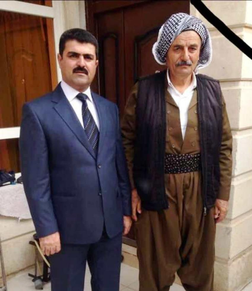 پەیامى هاوخەمى سکرتێرى گشتیى YNDK بۆ هەڤاڵ (شاکر هاشم) ئەندامى کۆمیتەى سەرکردایەتیى یەکێتى نەتەوەیى دیموکراتى کوردستان YNDK