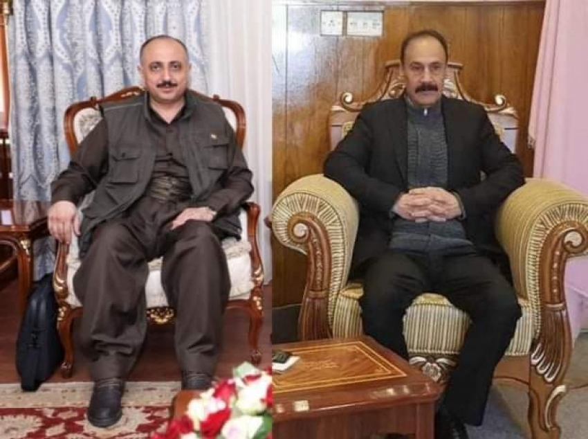 سكرتێری گشتیی YNDK سەرەخۆشی لە بەڕێز قادر شوانى سکرتێرى حزبى پێشکەوتنخوازى دیموکراتى کوردستان دەکات