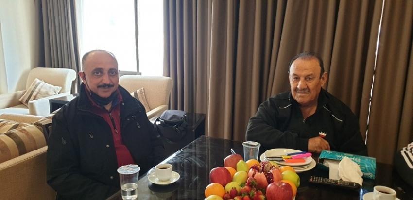 سکرتێرى گشتیى YNDK لە رەوشى تەندروستى سکرتێرى گشتیى بزووتنەوەى دیموکراتى گەلى کوردستان دەپرسێتەوە