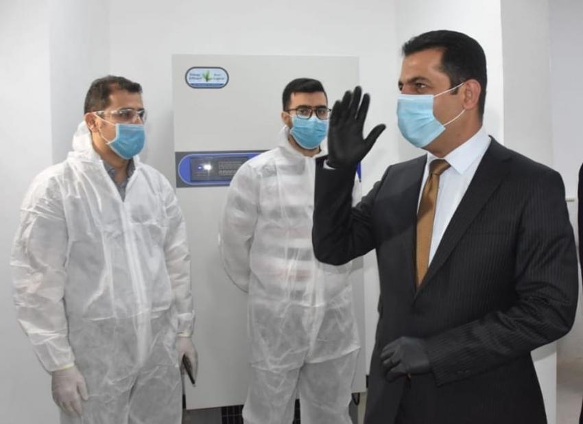 پێشبینی دهكرێت ڕۆژانه دهیان كهس بههۆی ڤایرۆسی كۆڕۆناوه له ههرێمی كوردستان گیان لهدهستبدهن