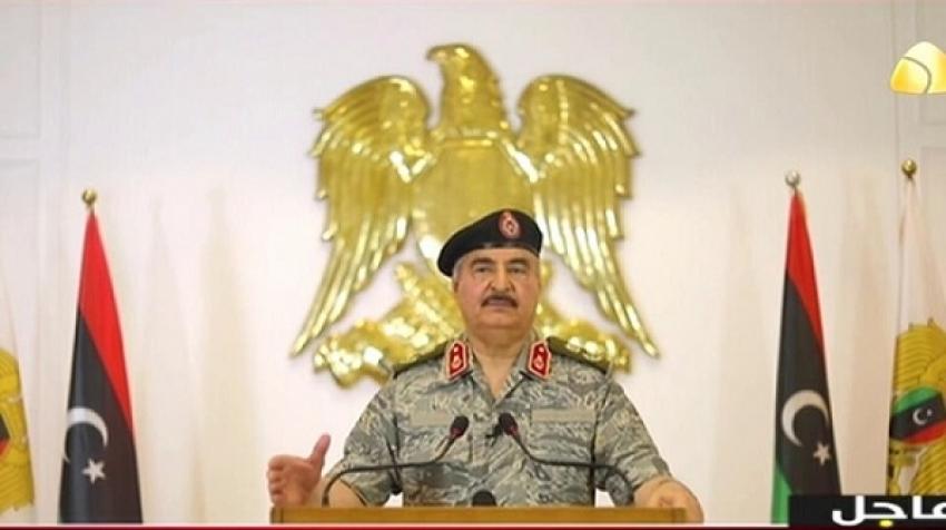 سوپای لیبیا جیهادی دژی تورکیا راگەیاند