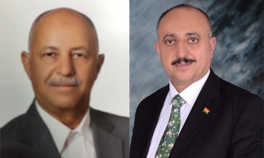 رئيس الجمعية الأردنية الكردية للثقافة يهنىء غفور مخموري والإتحاد القومي الديمقراطي الكوردستاني