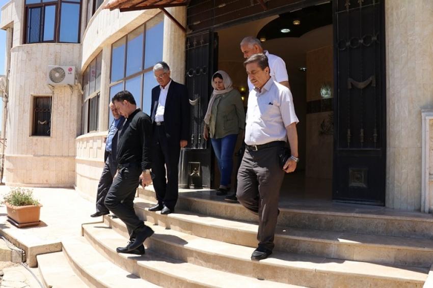 Şandeyeke ENKS'ê bêyî aşkerakirina tu sedeman berê xwe dide Başûrê Kurdistanê