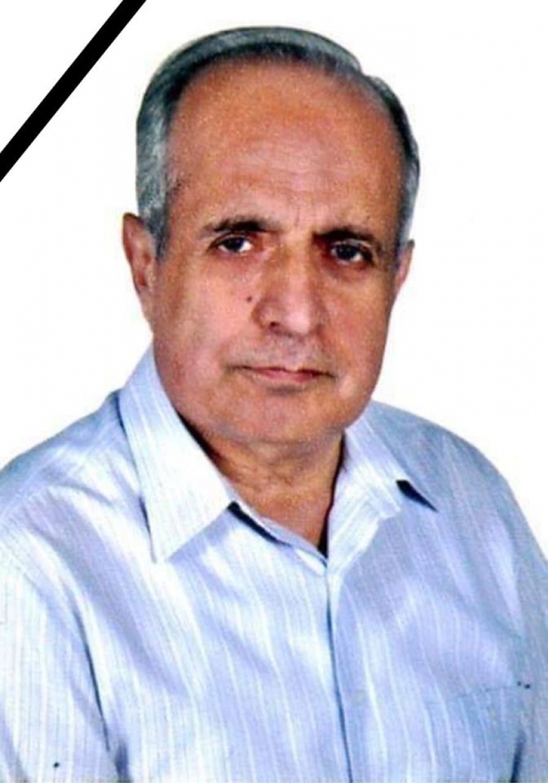 غفور مخموري يعزي د. جواد الملا رئیس المؤتمر الوطني الكوردستاني KNC
