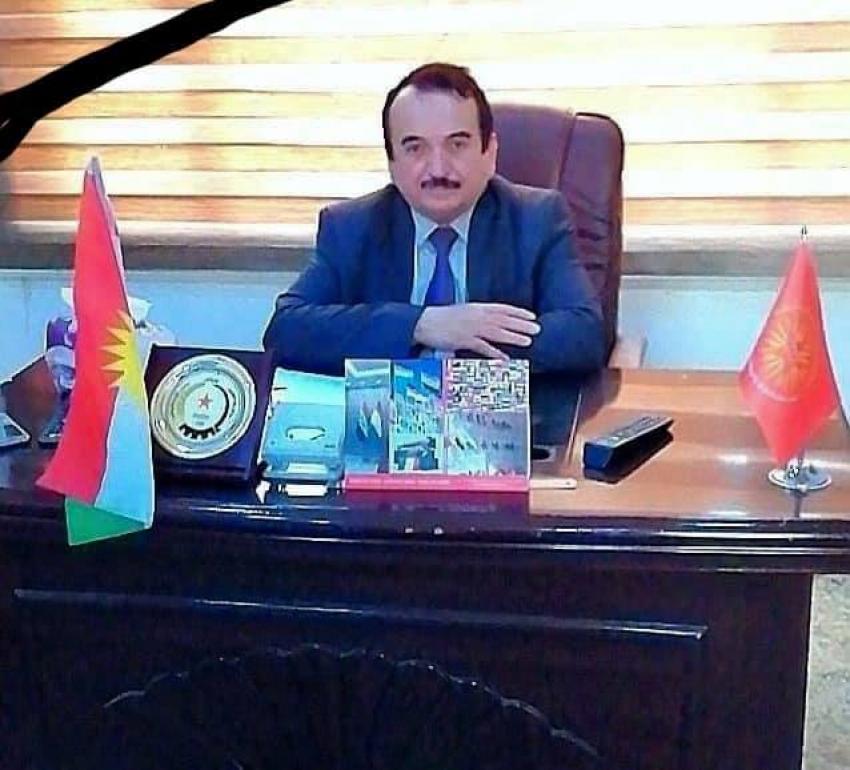 پهیامی هاوخهمی سكرتێری گشتی YNDK بۆ پارتی كرێكاران و رهنجدهرانی كوردستان  بهبۆنهی كۆچی مامۆستا ڕەسووڵ قهڵادزهیی