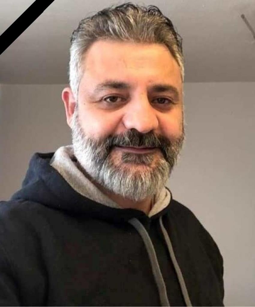 غفور مخموري يعزي دلاور زنكي
