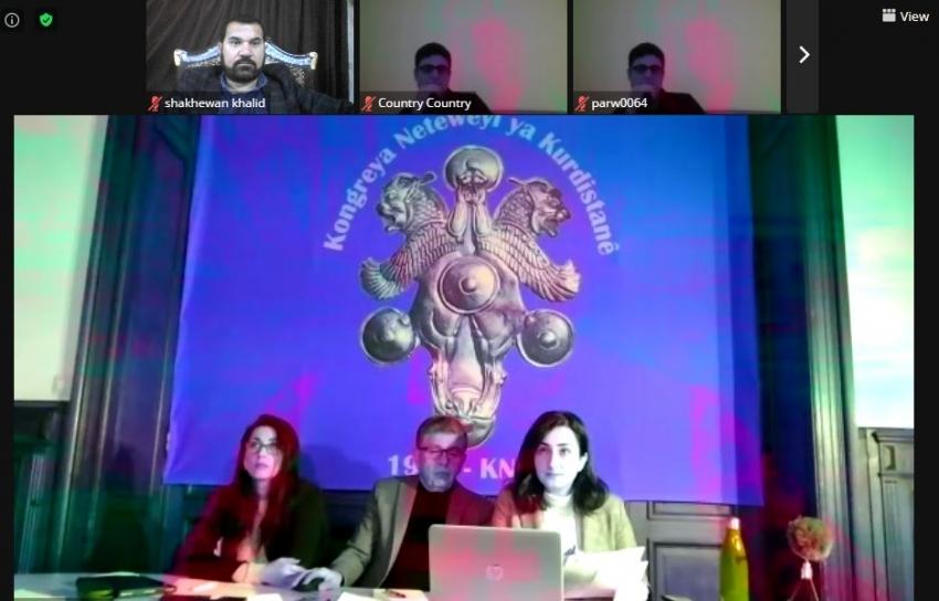 """میدیا بهشداری له كۆنفرانسی """"رۆڵی میدیاكار له ستراتیژی ئاسایشی نهتهوهیی"""" دهكات"""