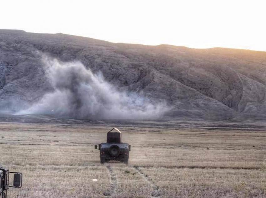 بەرپرسی لقی مەخمووری پارتی : لەدهڤهری مەخموور داعش جموجۆڵیان زۆر بووەو گوندەكان چۆڵكراون