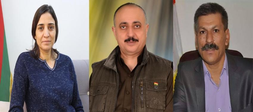 الرئاسة المشتركة لحركة المجتمع الديمقراطي TEV- DEM تهنىء غفور مخموري والإتحاد القومي الديمقراطي الكوردستاني