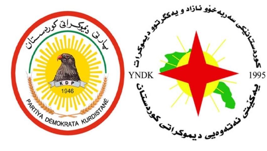 پارتی دیموكراتی كوردستان (26)ەمین ساڵیادى دامەزراندنی دامهزراندنی YNDK پیرۆز دهكات