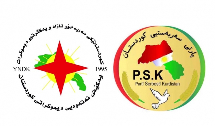 سكرتێری گشتیی YNDK ساڵیادی دامەزراندنی پارتى سەربەستیى کوردستان پیرۆز دەكات