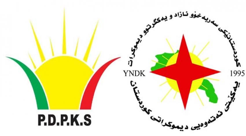 الاتحاد القومي الديمقراطي الكوردستاني YNDK يهنئ الحزب الديمقراطي التقدمي الكردي في سوريا في ذكرى تأسيسه الـ63