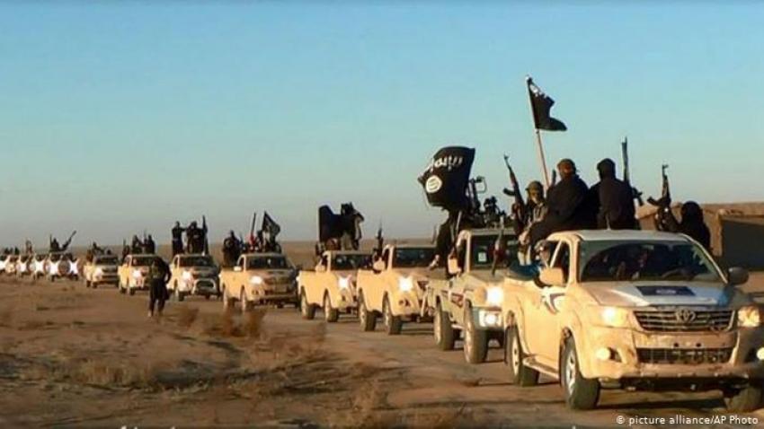 داعش له سوریاوه هێزی زیاتر بۆ عێراق دههێنێ